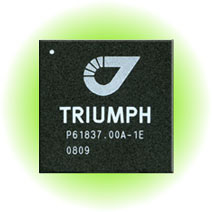 The TRIUMPH® Chip... with 216 channels